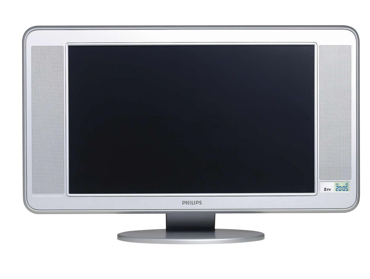 Systemklargjort flat-TV
