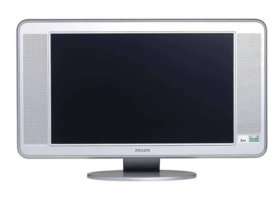 Плоский телевизор, готовый к работе с интерактивной системой