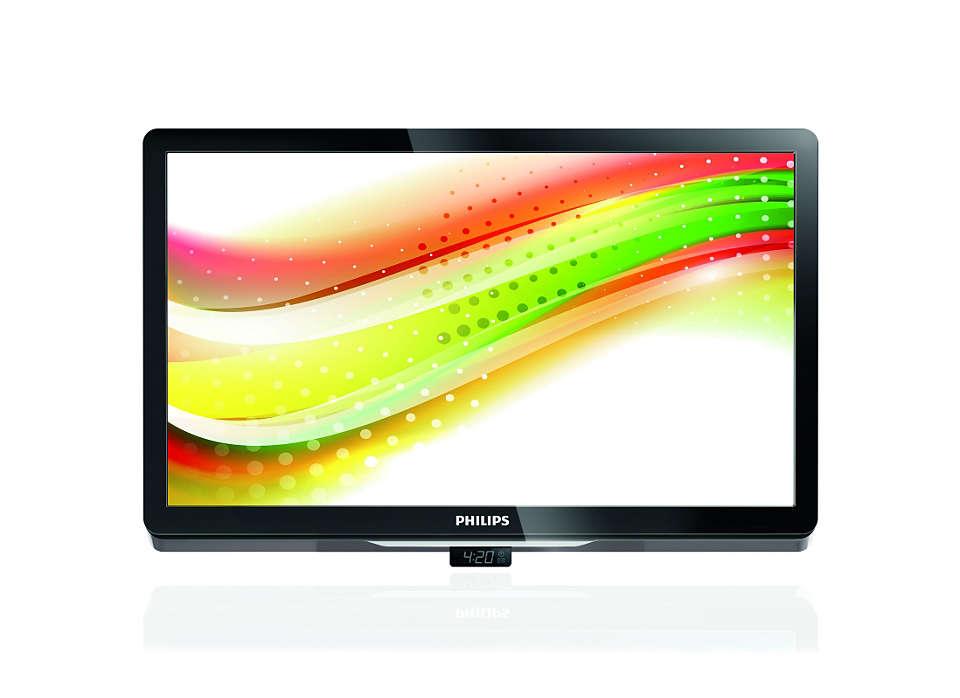 Idealny telewizor do zaawansowanych i interaktywnych zastosowań