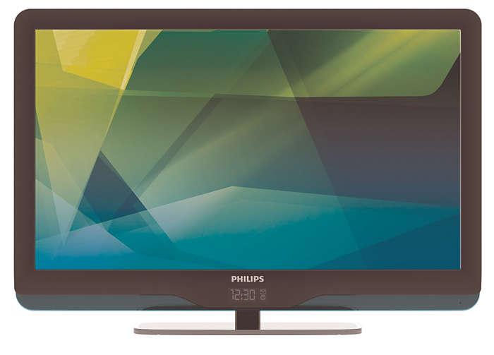 De ideale hotel-TV met interactieve functies