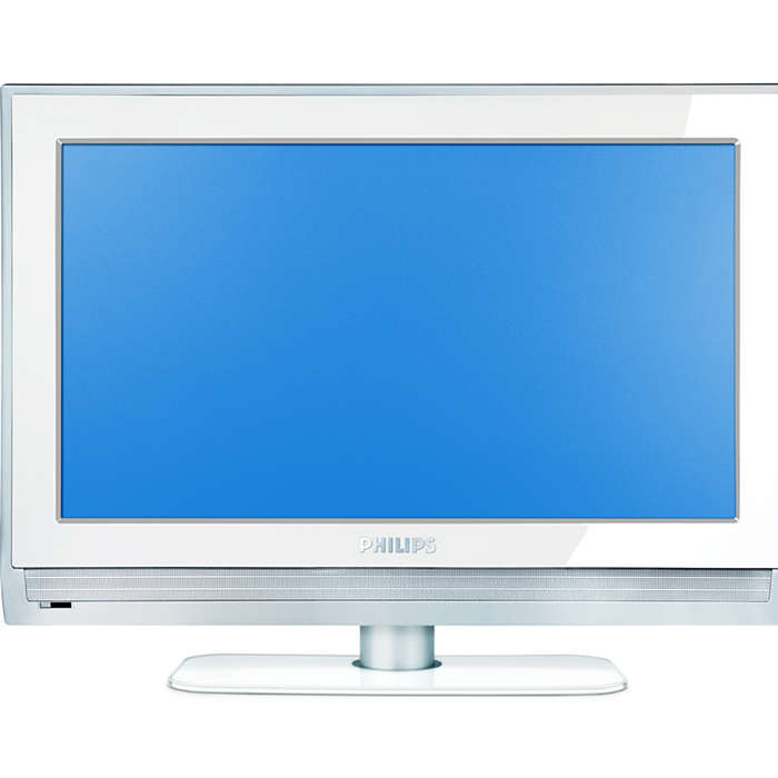 digital widescreen flat TV 26PFL5302D/37 | Philips