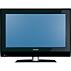 широкоекранен плосък телевизор
