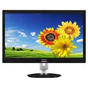 Brilliance Monitor LCD AMVA, retroiluminação LED
