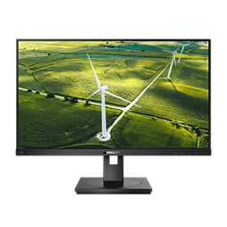 LCD monitor with super energy efficiency