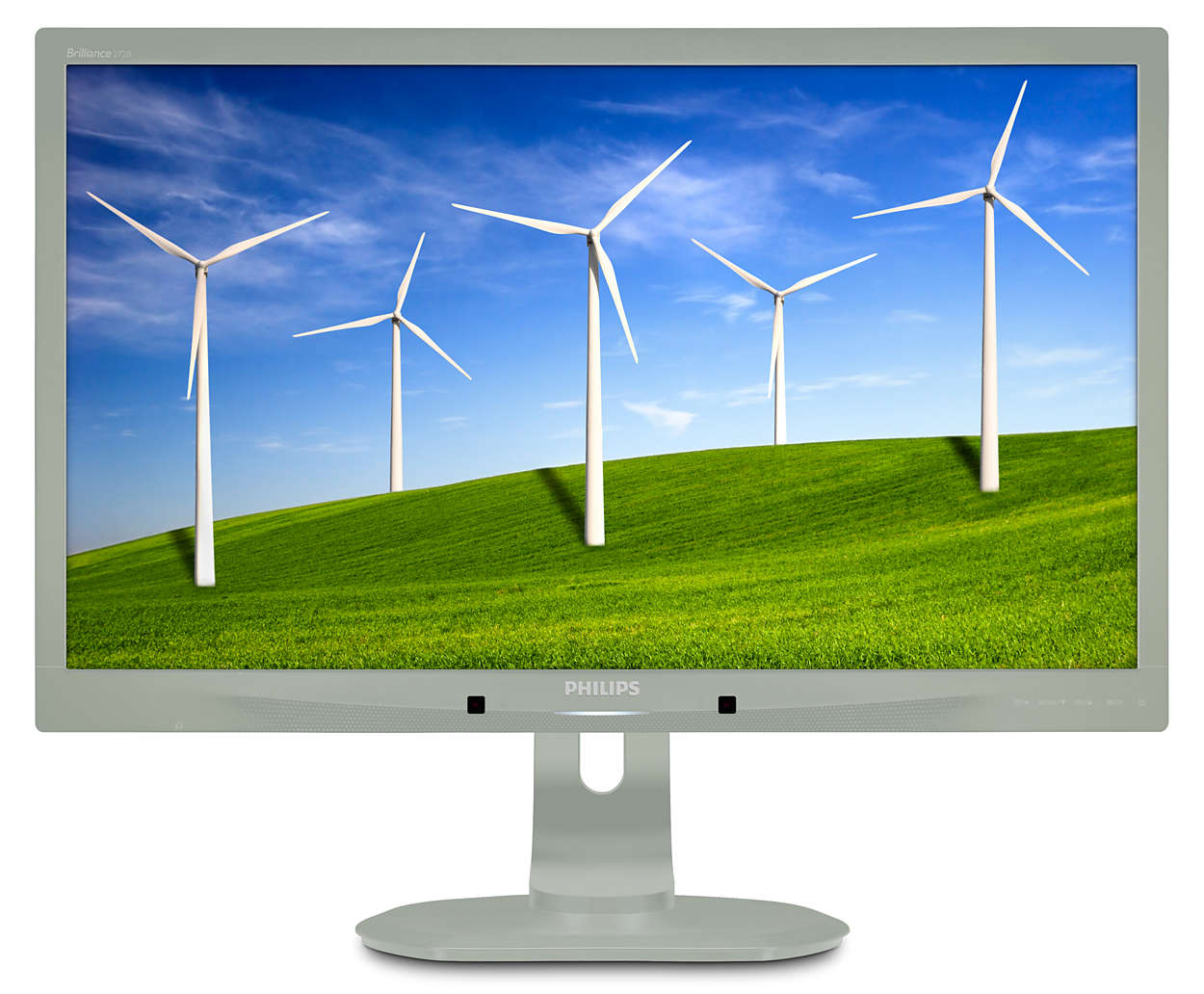 lcd monitor mit led hintergrundbeleuchtung 272b4qpjcg 00 philips. Black Bedroom Furniture Sets. Home Design Ideas