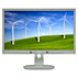 Brilliance LCD monitor spodsvietením LED
