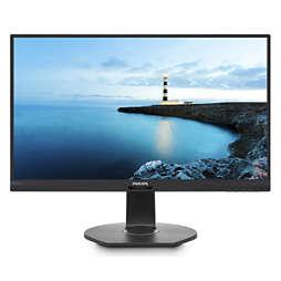 Brilliance LCD-monitor QHD s tehnologijo PowerSensor