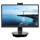 LCD-monitor USB-C dokiga