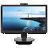 Monitor LCD com ligação USB-C