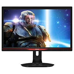 Brilliance LCD-monitor z igralnim načinom SmartImage