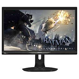 Brilliance Monitor LCD stechnologií NVIDIA G-SYNC™