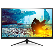 272M8CZ/70  Layar LCD Lengkung Full HD