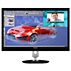 Brilliance LCD-Monitor mit Webcam und MultiView