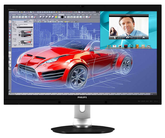 Crystal clear images, maximum productivity