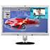 Brilliance Monitor LCD con cámara web y MultiView