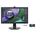 Brilliance 4K UHD LCD-skjerm med PowerSensor