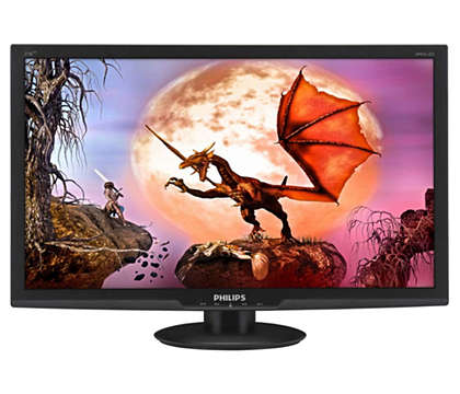 Espectacular entretenimiento en tu pantalla HDMI LED grande