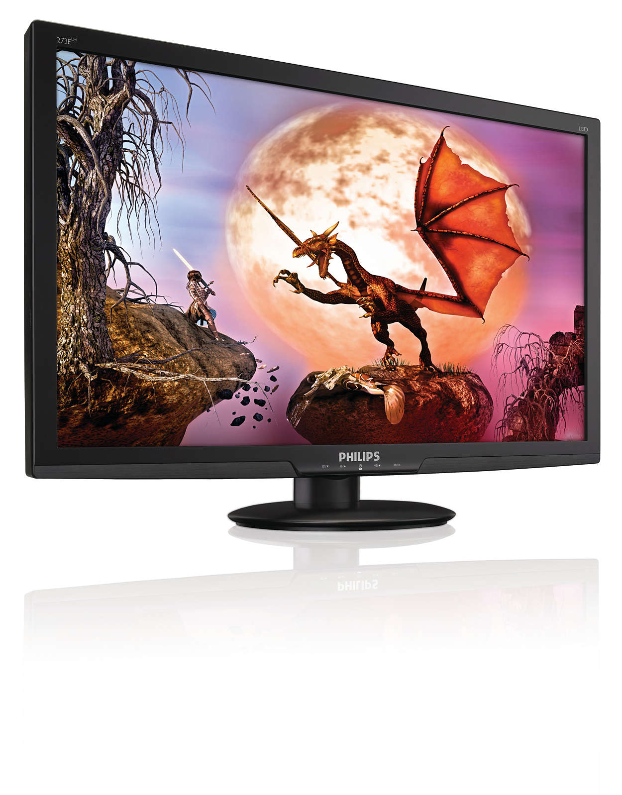 Lcd Monitor Led Backlight 273e3lhsb 75 Philips Driver For Wled Display Great Entertainment On Your Big