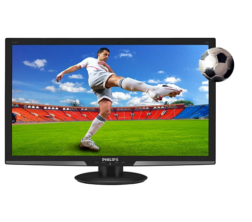 3d lcd monitor led backlight 273g3dhsb 00 philips. Black Bedroom Furniture Sets. Home Design Ideas