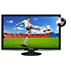 Monitor LCD 3D, retroilluminazione a LED
