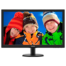 273V5LHAB/00  LCD monitor with SmartControl Lite