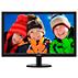 LCD-skærm med LED-baggrundsbelysning