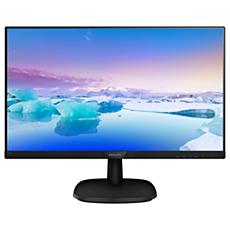273V7QDAB/89  شاشة LCD بدقة Full HD