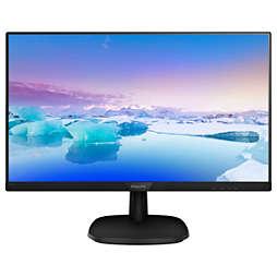 Full HD LCD monitors