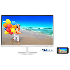 274E5QHAW/01  LCD monitor with SmartImage lite