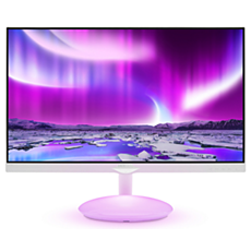 275C5QHGSW/00  LCD monitor with Ambiglow Plus Base