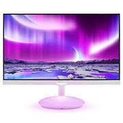 Moda Monitor LCD com Ambiglow Plus base