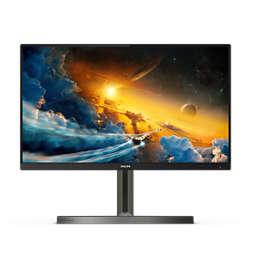 Momentum LCD monitor with Ambiglow