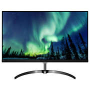 QHD LCD Monitor with Ultra Wide-Color