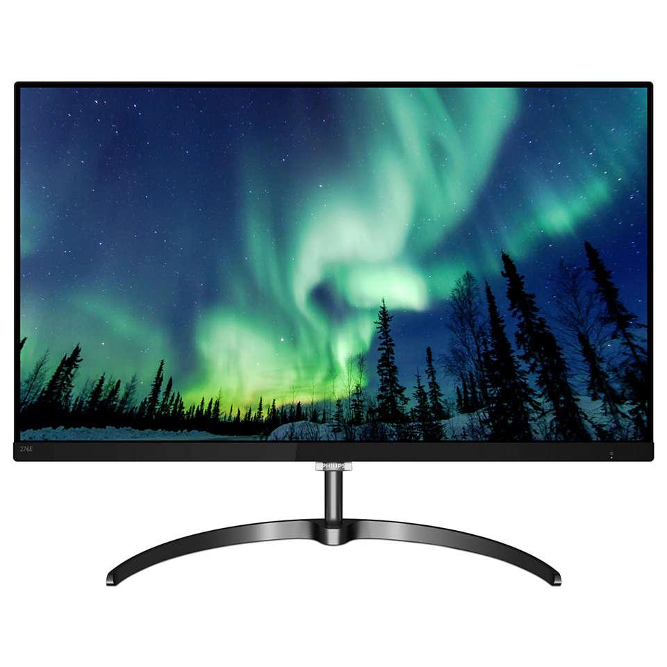 Οθόνη LCD 4K Ultra HD