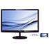 LCD-näyttö, jossa SoftBlue-tekniikka