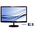 Monitor LCD com tecnologia SoftBlue