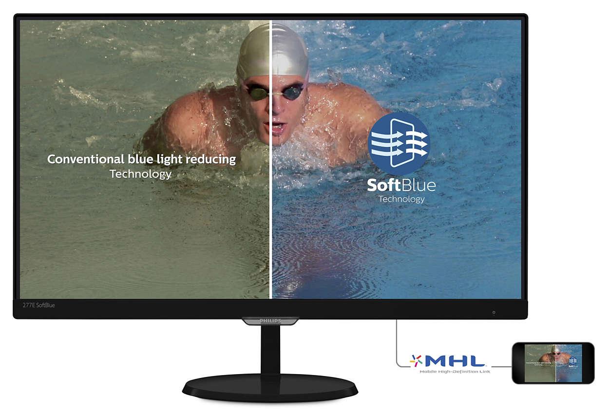 SoftBlue 기술