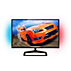 Brilliance LCD monitor with Ambiglow