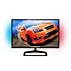Brilliance LCD-näyttö ja Ambiglow