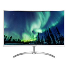 278E8QJAW/00  Curved LCD monitor with Ultra Wide-Color