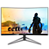 Momentum Curved LCD monitor with Ultra Wide-Color