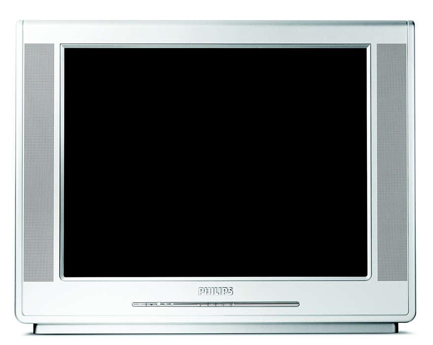 TV digital integrado para un mejor entretenimiento
