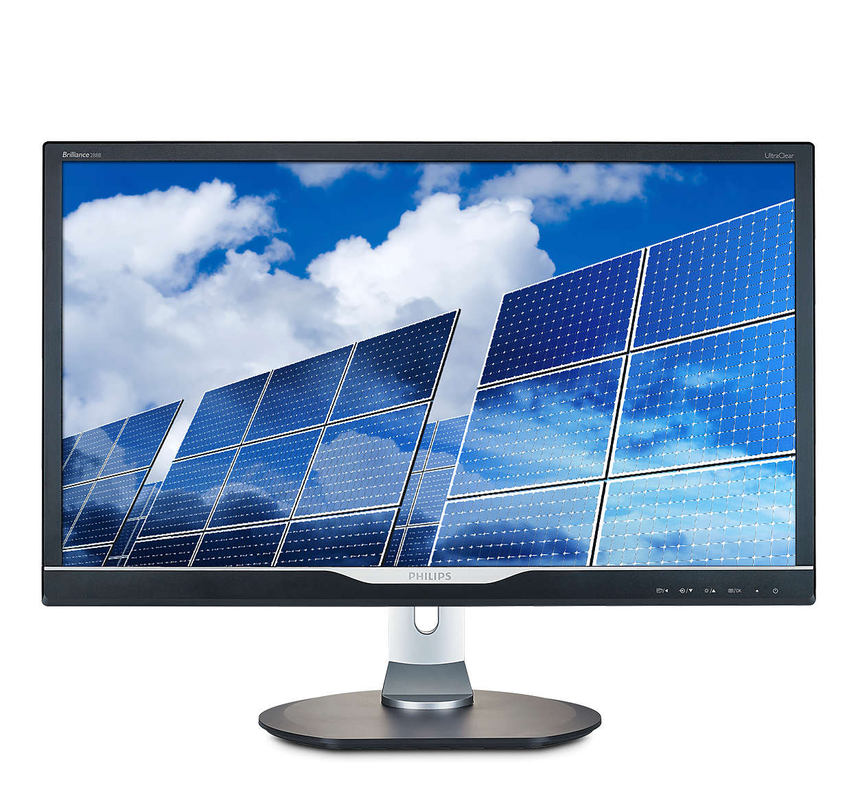 4K UHD monitor with HDR 288B6LJRNB/69 | Philips
