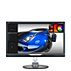 Brilliance LCD monitor 4K Ultra HD
