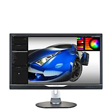 288P6LJEB/27 -    4K Ultra HD LCD monitor