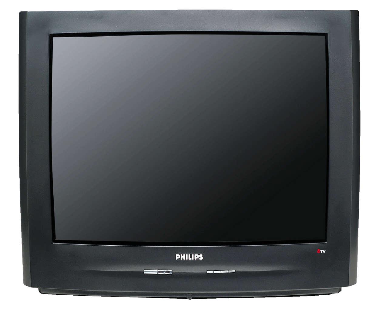 TV med SmartCard-system