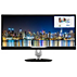Brilliance LCD monitor with MultiView