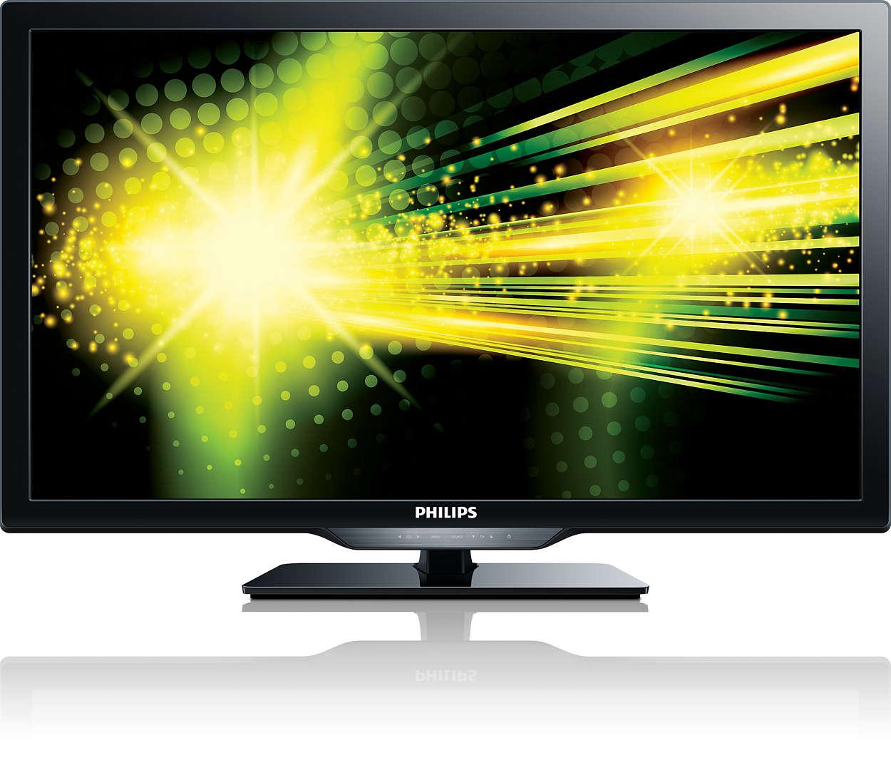 Televisor Led Lcd Serie 4000 29pfl4508 F4 Philips