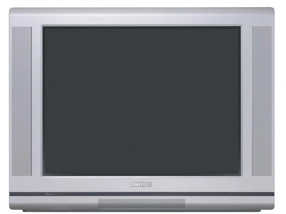 """HDTV จอภาพขนาด 29"""" ใช้กับสัญญาณดิจิตอลได้จากทุกแหล่ง"""