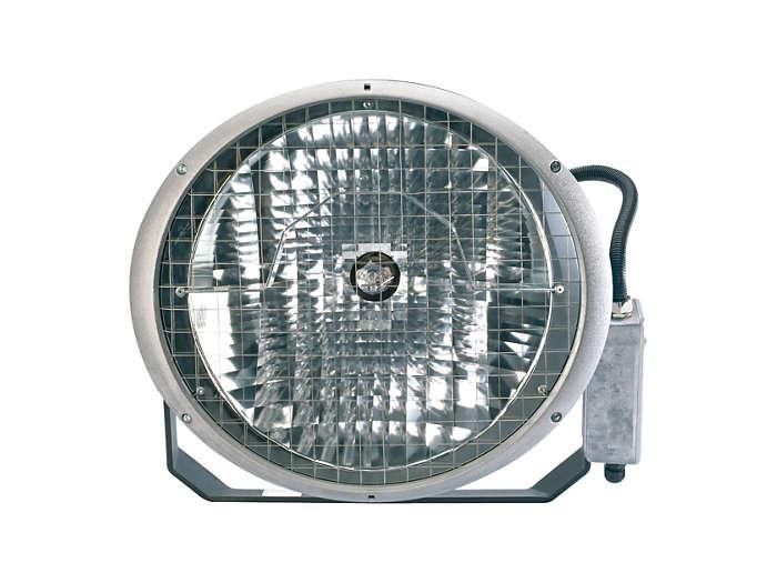MVF404 con ottica B3